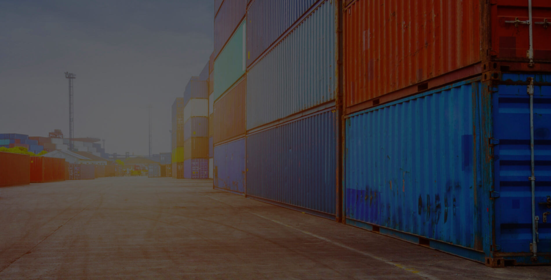 Procurando Container/Contêineres?
