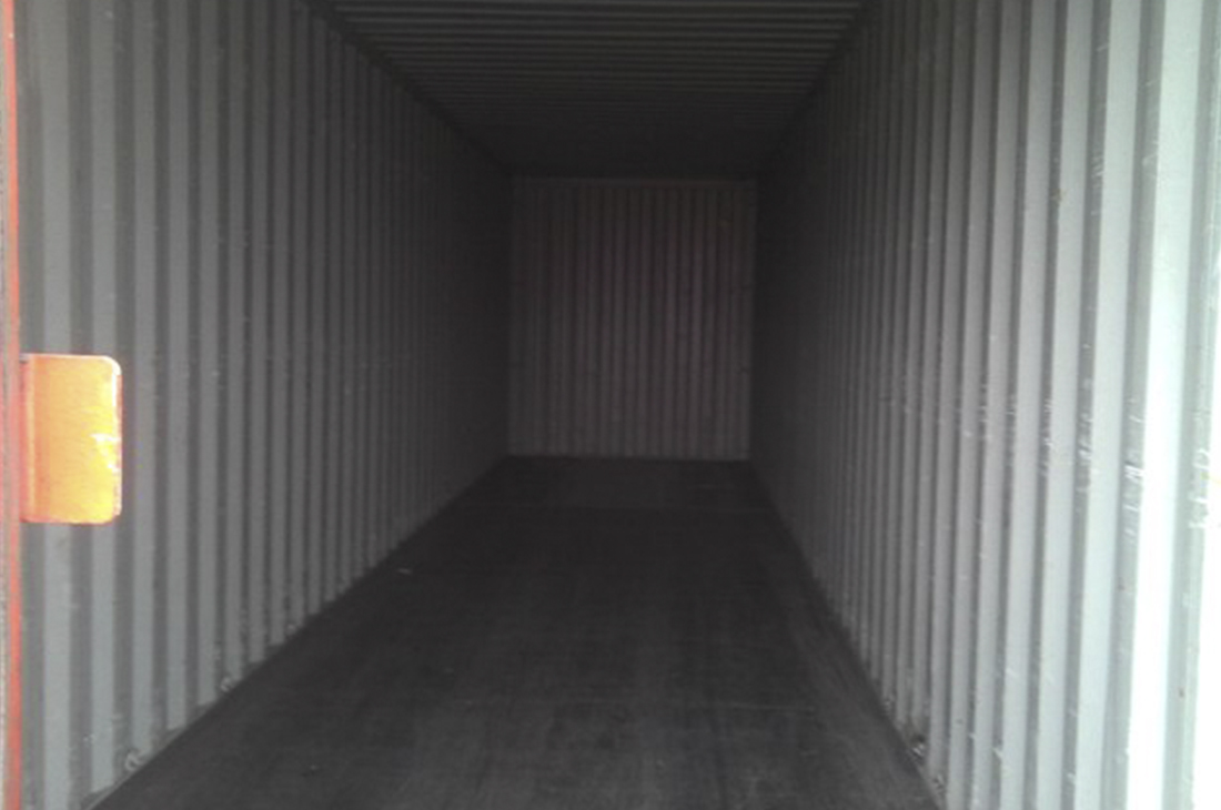 Ampla Containers interno