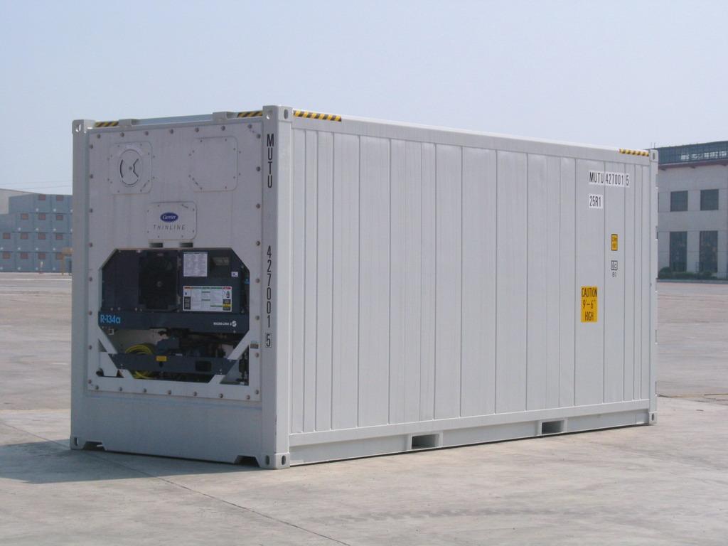 ampla containers reffer – refrigerado