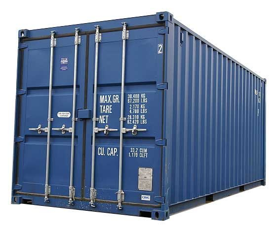 ampla containers – dry 20